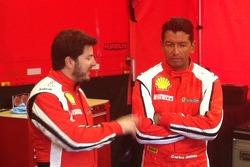 Carlos Kauffmann  & Carlos Gomez discuss strategy