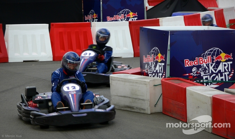 Krakow - Red Bull Kart Fight - Final Polish