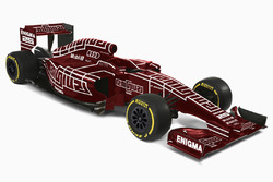 Enigma F1 Livery