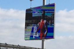 Carlos Gomez on the Big Screen
