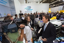 FIA Formula E Championship announcing its new TV broadcast deal