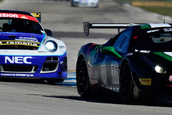 Classic Battle: Blake Pursues Hill at Sebring IGT