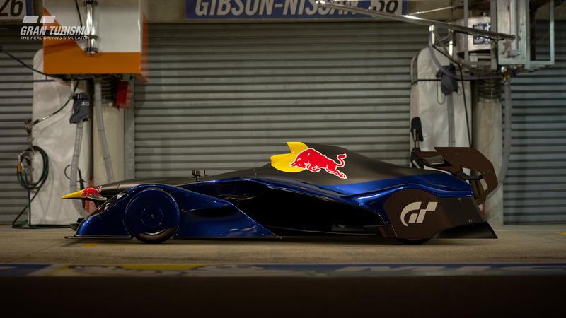Gran Turismo Red Bull X2014 Jr. (Gr.X)