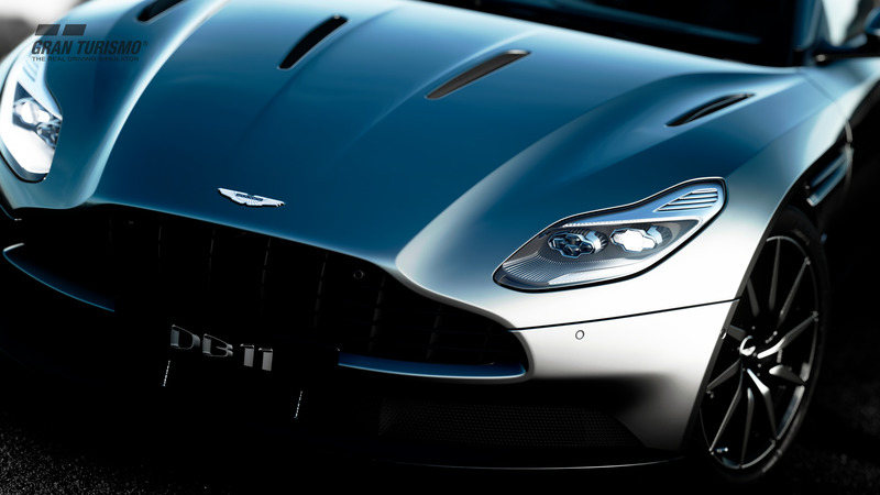 Aston Martin DB11 '16 (N600)