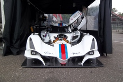 A Praga RS1 front section