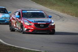 SkyActiv Mazda (#56) on Track