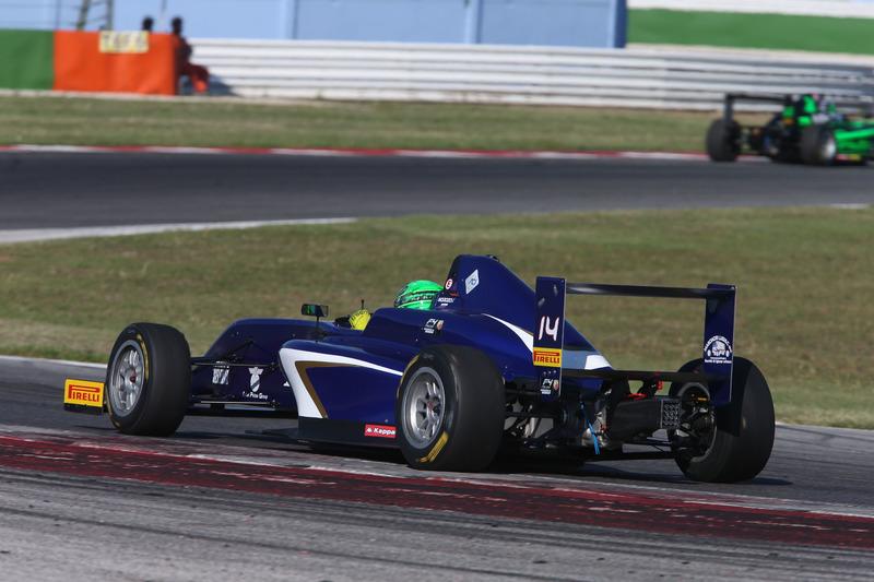 Итальянская Формула 4, IV этап, Мизано