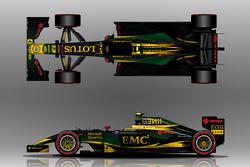 Lotus E23 2015