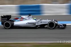 Massa - Williams