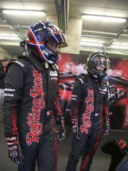 Ed Brown & Jon Fogarty, Le Mans 2015