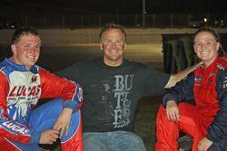 Matt, Mike, & Chrissy Wallace