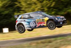 Sébastien Ogier - Julien Ingrassia VW POLO WRC