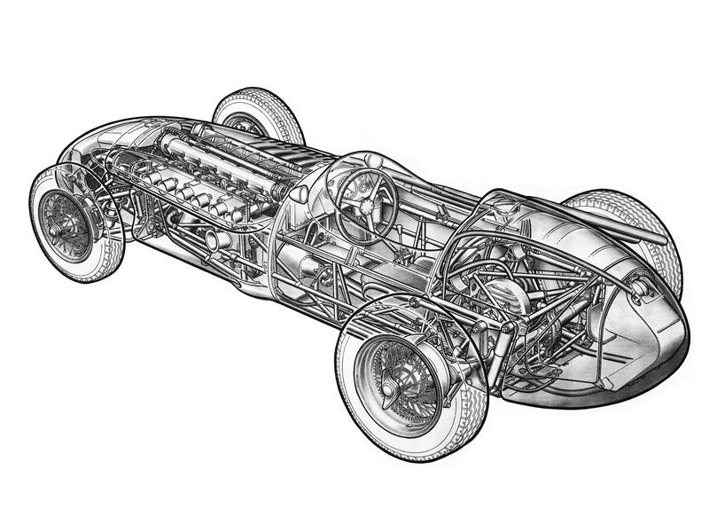 Aston Martin DBR4