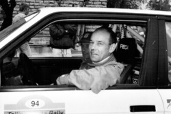 Николай и Игорь Больших, Tallinn-Neste Ralli 1994, BMW M3