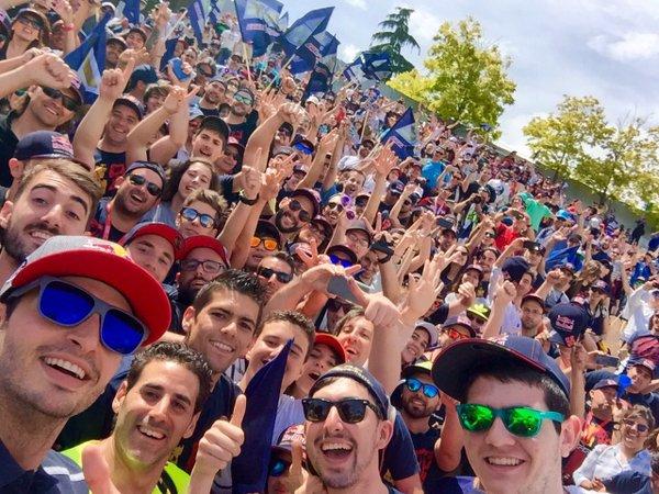 España: Sainz logra su mejor resultado