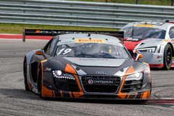 Drew Regitz in the Stephen Cameron Racing Audi R8