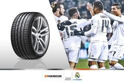 Partenariat avec le Real Madrid