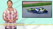 Le Mans BMW Art Car, Rossi Crash, Uber 1-Series