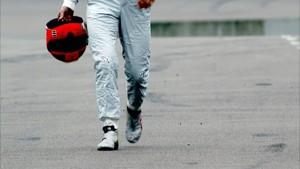 Michael Schumacher y su MGP W02