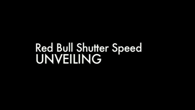 Red Bull Shutter Speed 2011