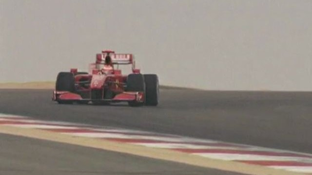 Scuderia Ferrari 2009 - Turkish GP Preview