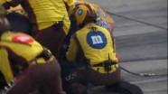 Kyle Busch Blows A Tire - Las Vegas Motor Speedway 2011