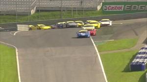 Ferrari Challenge Europa, Spielberg - Race 2