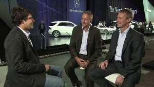 The Future of Mercedes - Frankfurt Auto Show 2011