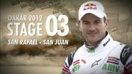 Dakar 2012 - Marc Coma -  Stage 3