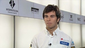 Sergio Pérez – Sauber F1 Team Driver – 2012 season preview