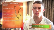 Paul Di Resta's Guide to Melbourne Track