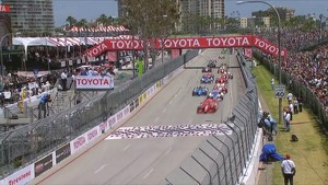 2012 - IndyCar - Long Beach - Race