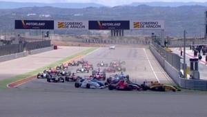 Eurocup FR 2.0 Motorland News 2012 - Race 2
