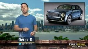 Aston Martin DB9 Successor, GT500 Engine Eject, Bentley SUV, & Production Juke-R!