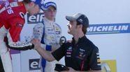 Robin Frijns Formula 1 Show at Moscow Raceway