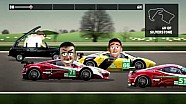 Ferrari's win at the 6 Hours of Silverstone - an animated review