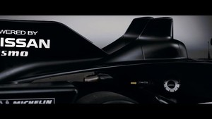 Nissan DeltaWing Photo Shoot