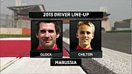 Eddie Jordan 2013 driver line-up predictions