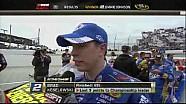 Brad Keselowski's Post Race Interview - Martinsville - 10/28/2012