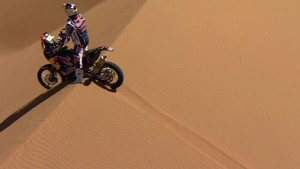 Rally Dakar 2013: Pre-Event Shoot Best Action