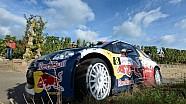 2012 WRC Rallye de France -  The Race - Winner, Sébastien Loeb (Citroën-Michelin)