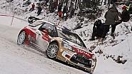 Citroën WRC 2013 - Rallye Monte-Carlo - Jour 1