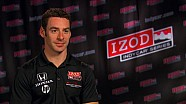 Tristan Vautier and Simon Pagenaud Announcement