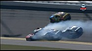 Newman, Edwards wreck early at Daytona 500 practice