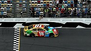 Final Laps: Kyle Busch leads pack at Budweiser Duel 2