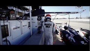 2013 12 Hours of Sebring Preview - Muscle Milk Pickett Racing