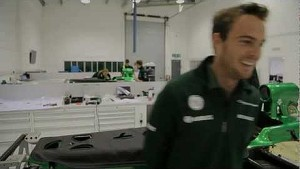 Giedo van der Garde F1 race debut - Melbourne preview