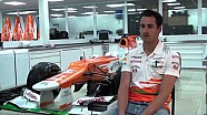 Q&A with Adrian Sutil - May 2013