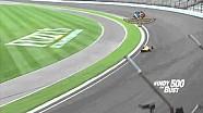 2013 Indy 500 Day 6 Interviews