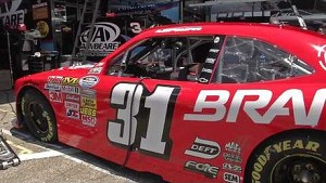 NASCAR Nationwide GarageCam Replay: Michigan 2013
